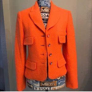 Tweed Jacket Blazer by Chanel - Vintage, 1995